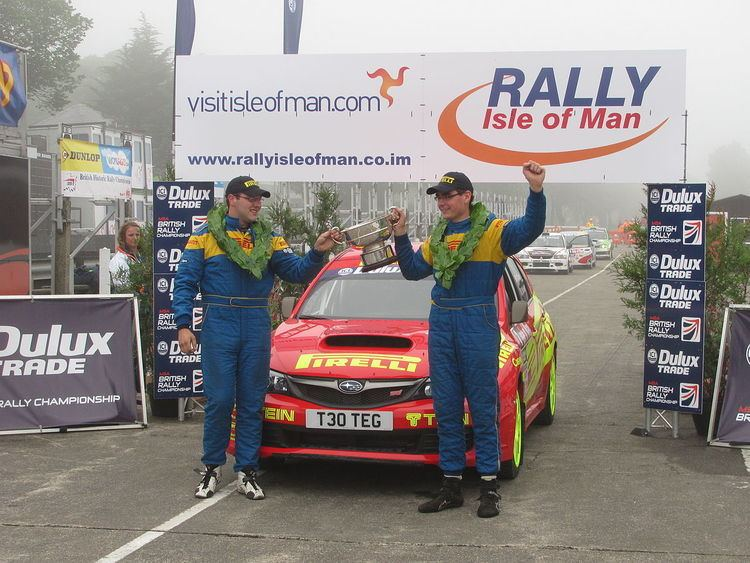 2010 Rally Isle of Man