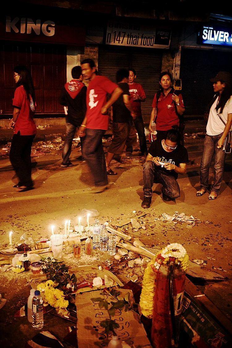 2010 Thai military crackdown