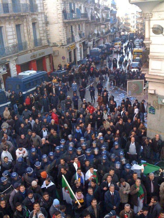2010–12 Algerian protests