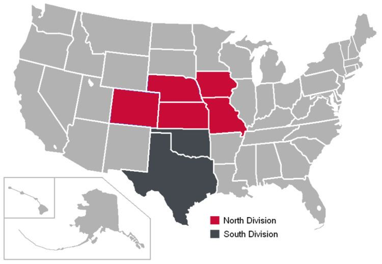 2010–13 Big 12 Conference realignment