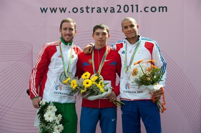 2011 European Athletics U23 Championships – Men's long jump