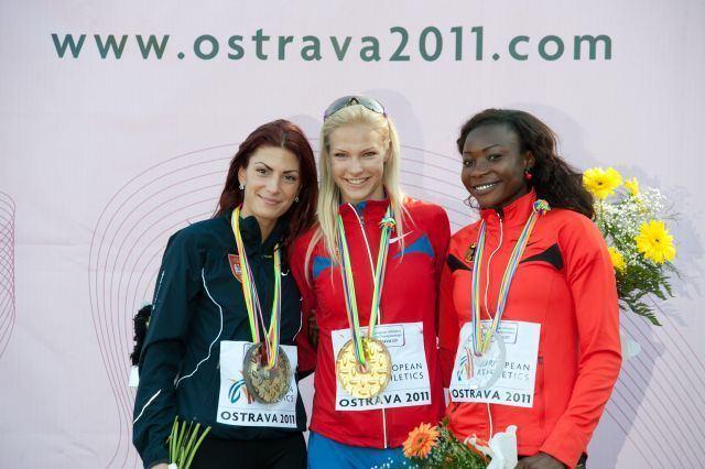 2011 European Athletics U23 Championships – Women's long jump