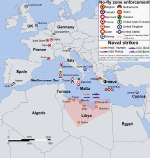 2011 military intervention in Libya 2011 military intervention in Libya Wikipedia