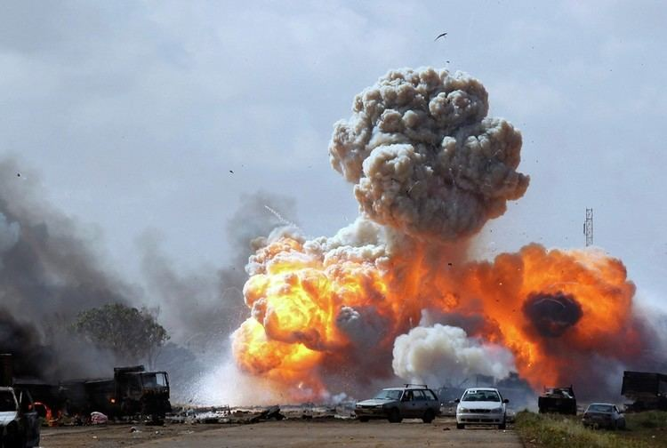 2011 military intervention in Libya System Military Intervention in Libya