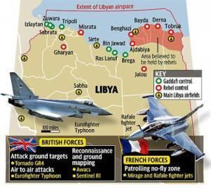 2011 military intervention in Libya Military intervention in Libya is a serious mistake says Noam