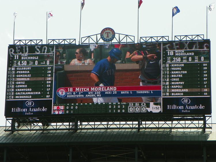 2011 Texas Rangers season