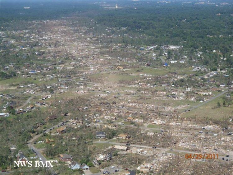 2011 Tuscaloosa–Birmingham tornado TuscaloosaBirmingham Tornado April 27 2011