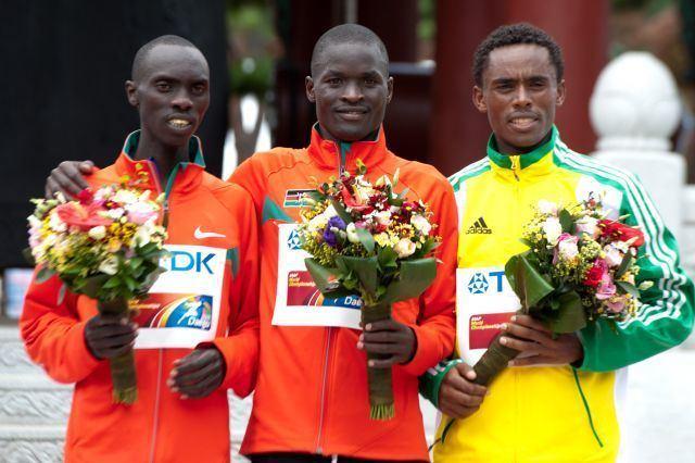 2011 World Championships in Athletics – Men's marathon