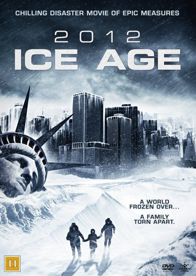 2012: Ice Age movie poster