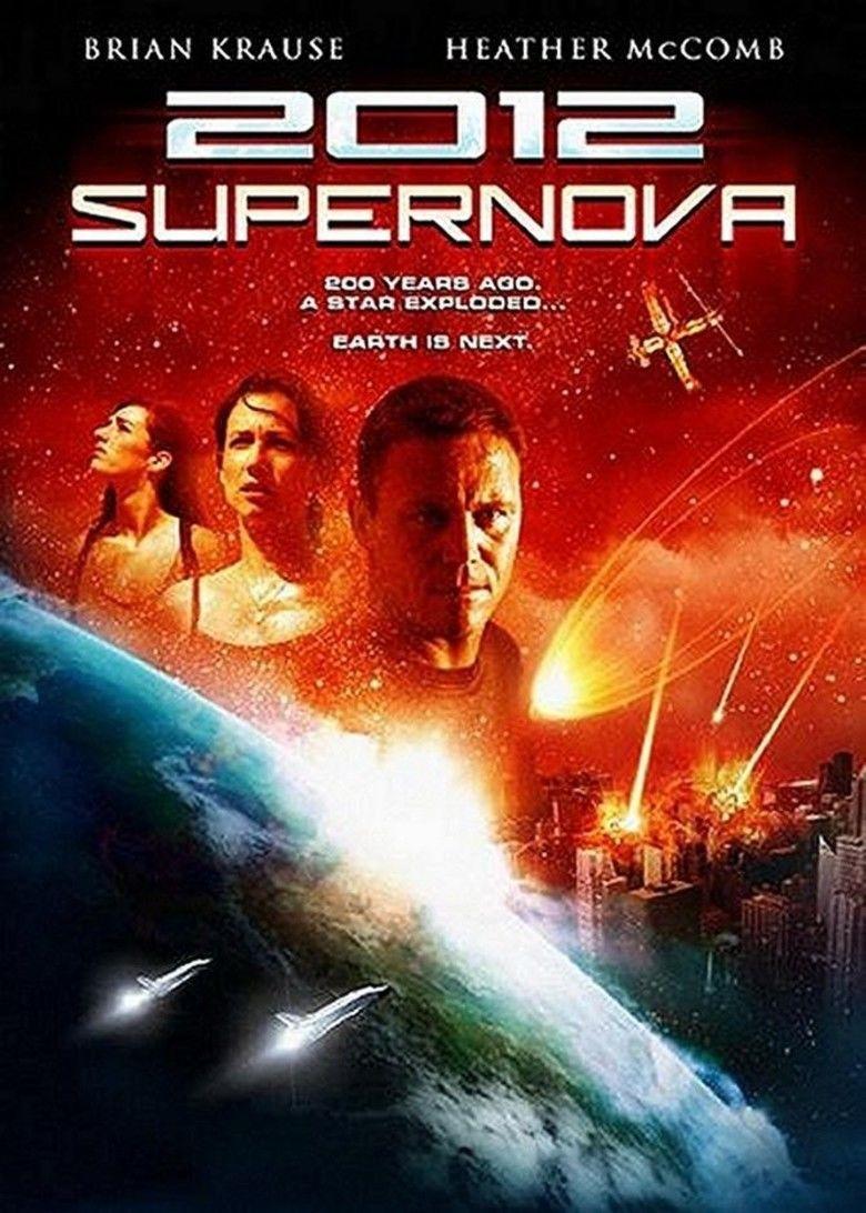 2012: Supernova movie poster