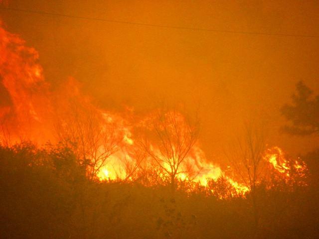 2012 Colorado wildfires