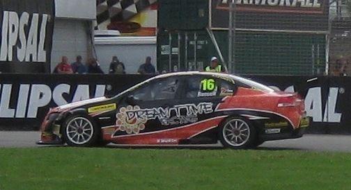 2012 Dunlop V8 Supercar Series