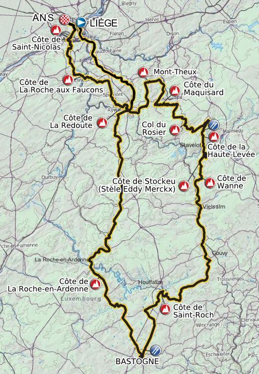 2012 Liège–Bastogne–Liège