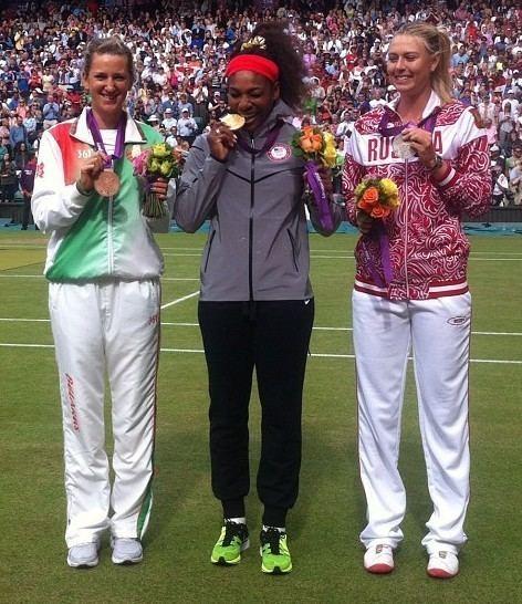 2012 Maria Sharapova tennis season
