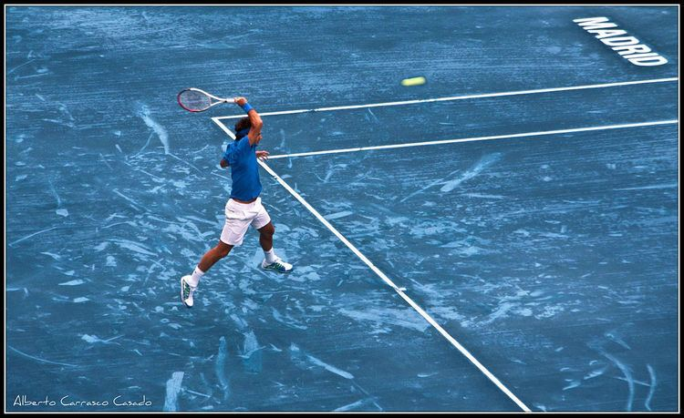 2012 Mutua Madrid Open – Men's Singles