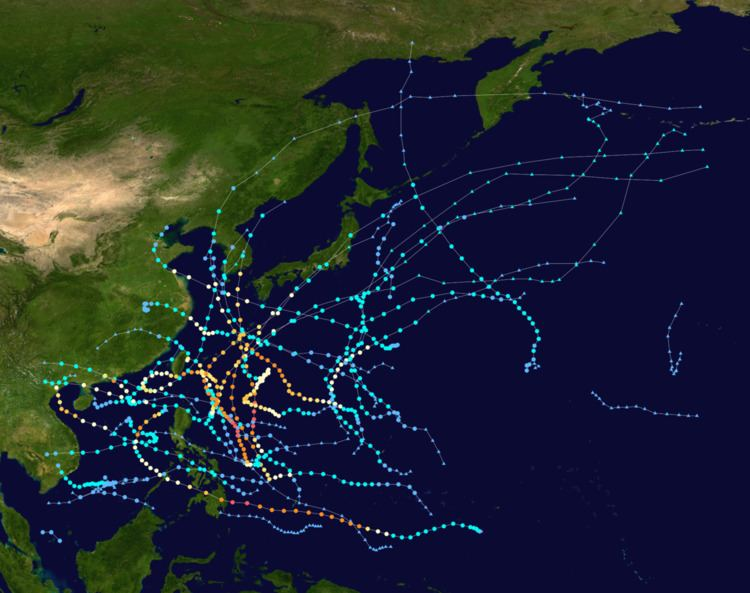 2012 Pacific typhoon season