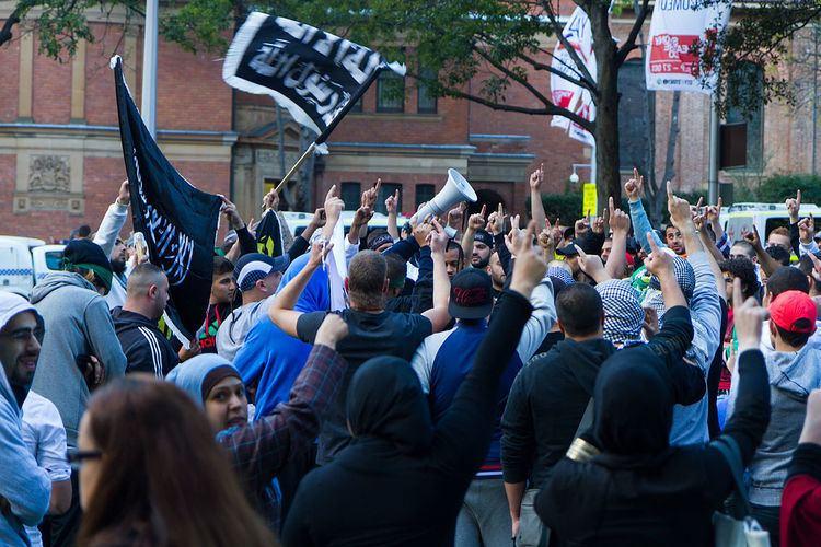 2012 Sydney anti-Islam film protests