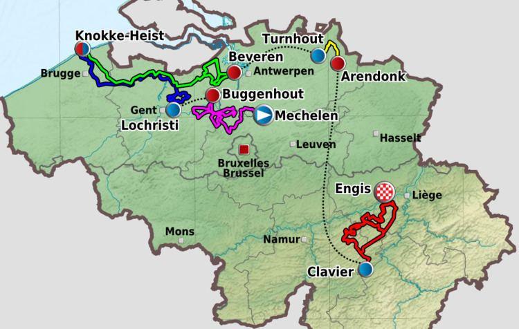 2012 Tour of Belgium