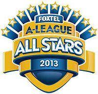 2013 A-League All Stars Game httpsuploadwikimediaorgwikipediaenthumbf