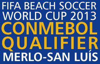 2013 CONMEBOL Beach Soccer Championship