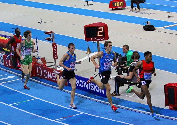 2013 European Athletics Indoor Championships – Men's 3000 metres