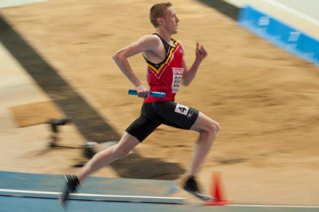 2013 European Athletics Indoor Championships – Men's 4 × 400 metres relay