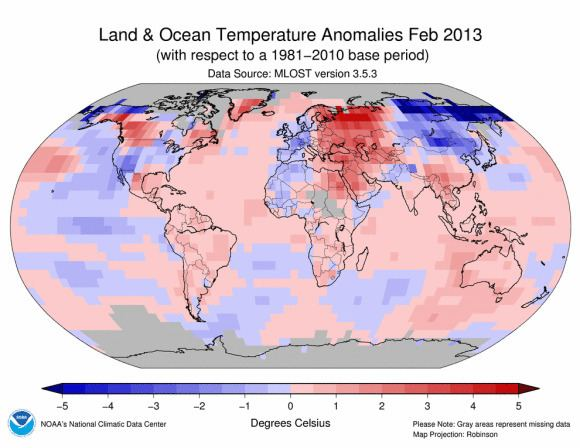 2013 extreme weather events