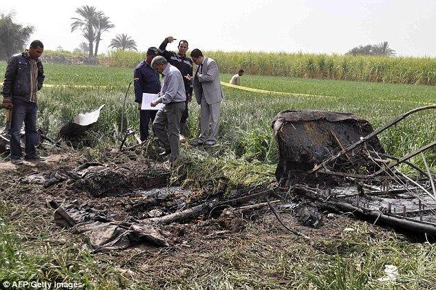 2013 Luxor hot air balloon crash Luxor hot air balloon crash What REALLY happened Daily Mail Online