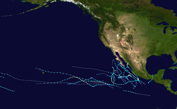 2013 Pacific hurricane season