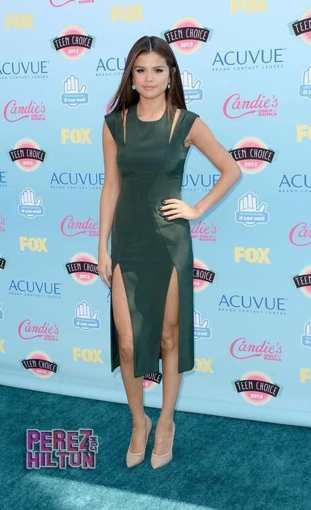 2013 Teen Choice Awards Teen Choice Awards 2013 Best Dressed PerezHiltoncom