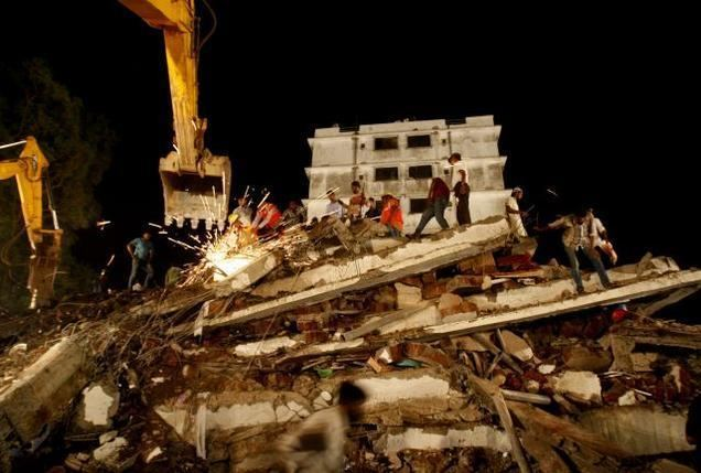 2013 Thane building collapse Thane building collapse Death toll rises to 37 injured 60 Udupi