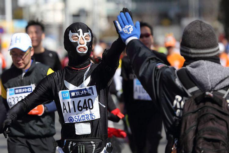 2013 Tokyo Marathon