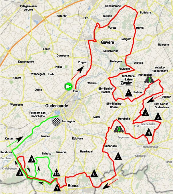 2013 Tour of Flanders for Women
