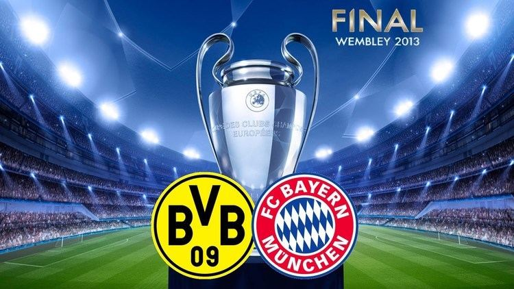 2013 UEFA Champions League Final UEFA Champions League Final 2013 Bayern Mnchen vs Borussia