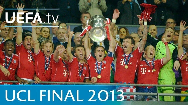 2013 UEFA Champions League Final httpsiytimgcomviwA4ChhQ38GQmaxresdefaultjpg