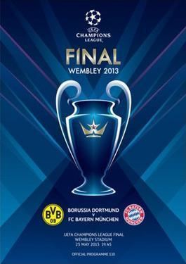 2013 UEFA Champions League Final 2013 UEFA Champions League Final Wikipedia