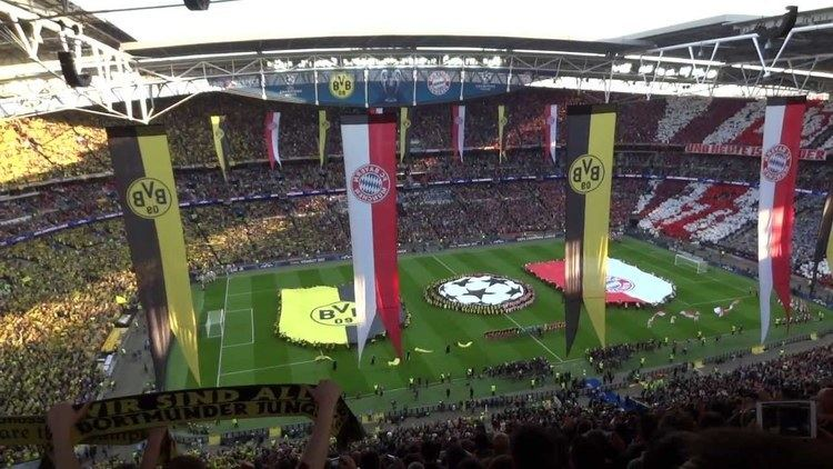 2013 UEFA Champions League Final UEFA Champions League Final 2013 Opening ceremony YouTube