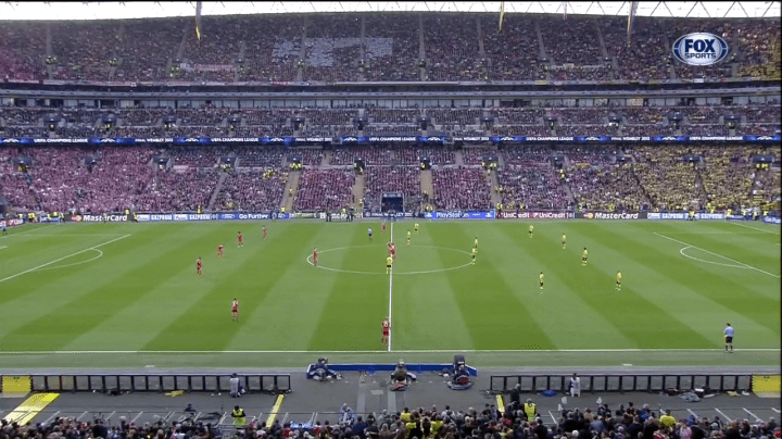 2013 UEFA Champions League Final UEFA Champions League Final 2013 Borussia Dortmund vs Bayern