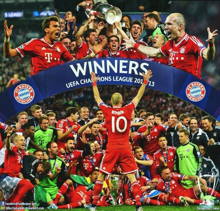 2013 UEFA Champions League Final Bayern Muenchen UEFA Champions League final by jafarjeef on DeviantArt