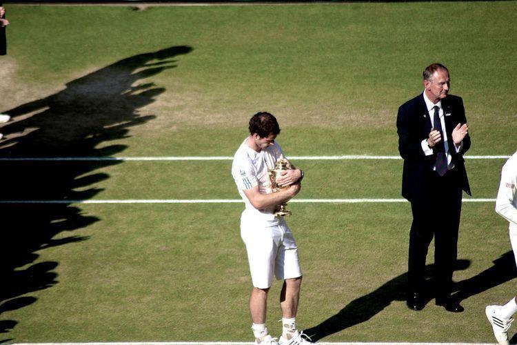 2013 Wimbledon Championships – Men's singles final