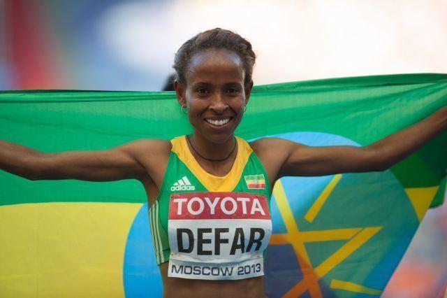 2013 World Championships in Athletics – Women's 5000 metres