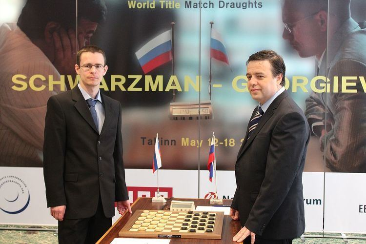 2013 World Draughts Championship match