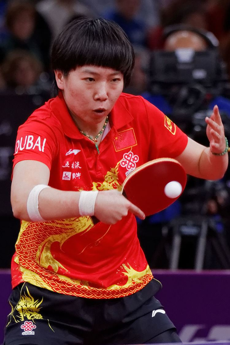 2013 World Table Tennis Championships