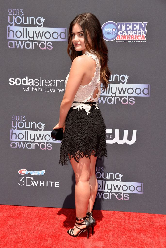2013 Young Hollywood Awards Lucy Hale Photos Photos 2013 Young Hollywood Awards Presented By