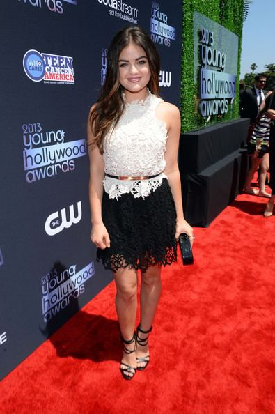 2013 Young Hollywood Awards Lucy Hale Pictures 2013 Young Hollywood Awards Presented By Crest 3D