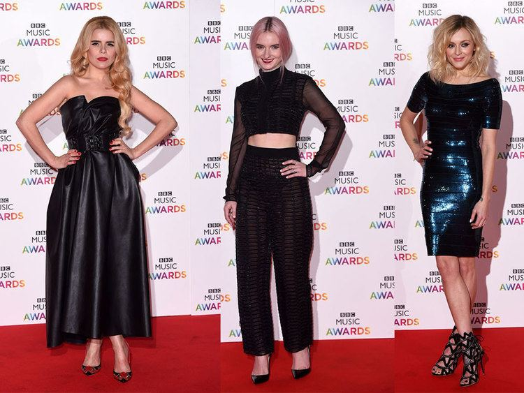 2014 BBC Music Awards BBC Music Awards 2014 Red Carpet Collection Ikifashion