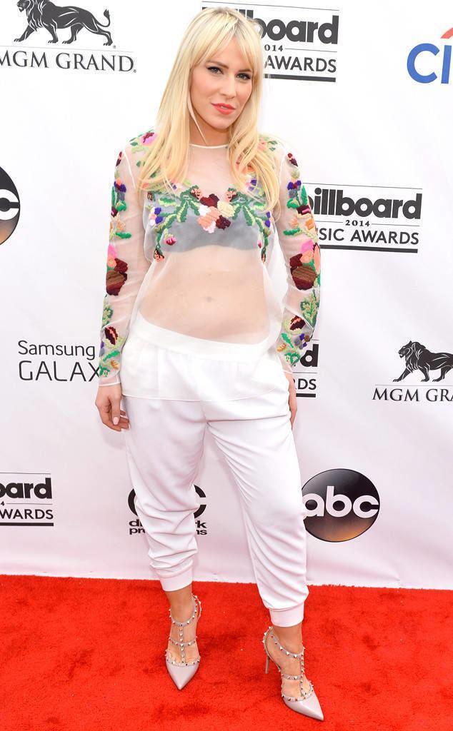 2014 Billboard Music Awards Natasha Bedingfield from Billboard Music Awards 2014 Red Carpet
