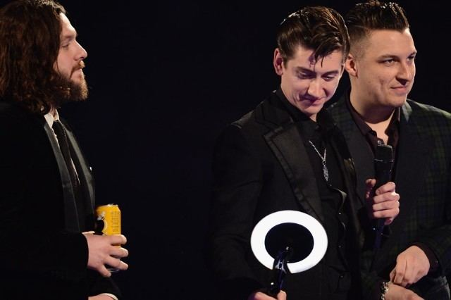 2014 Brit Awards Arctic Monkeys David Bowie Are the 2014 Brit Awards39 Big Winners SPIN