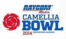 2014 Camellia Bowl httpsuploadwikimediaorgwikipediaenthumbc