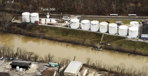 2014 Elk River chemical spill In Covering Chemical Spill Ward Zags When Others Zig SEJ